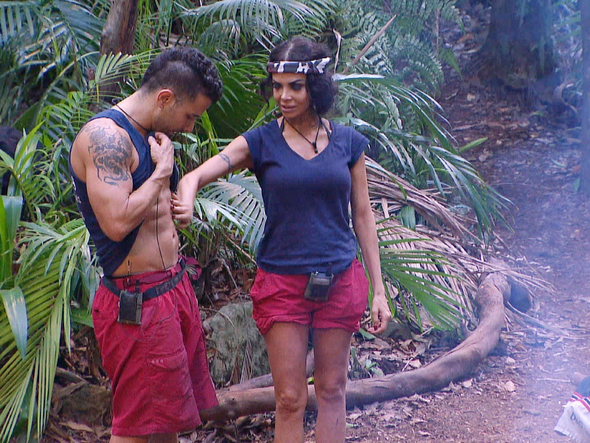 Kader Loth fliegt am 14. Tag aus dem Dschungelcamp.