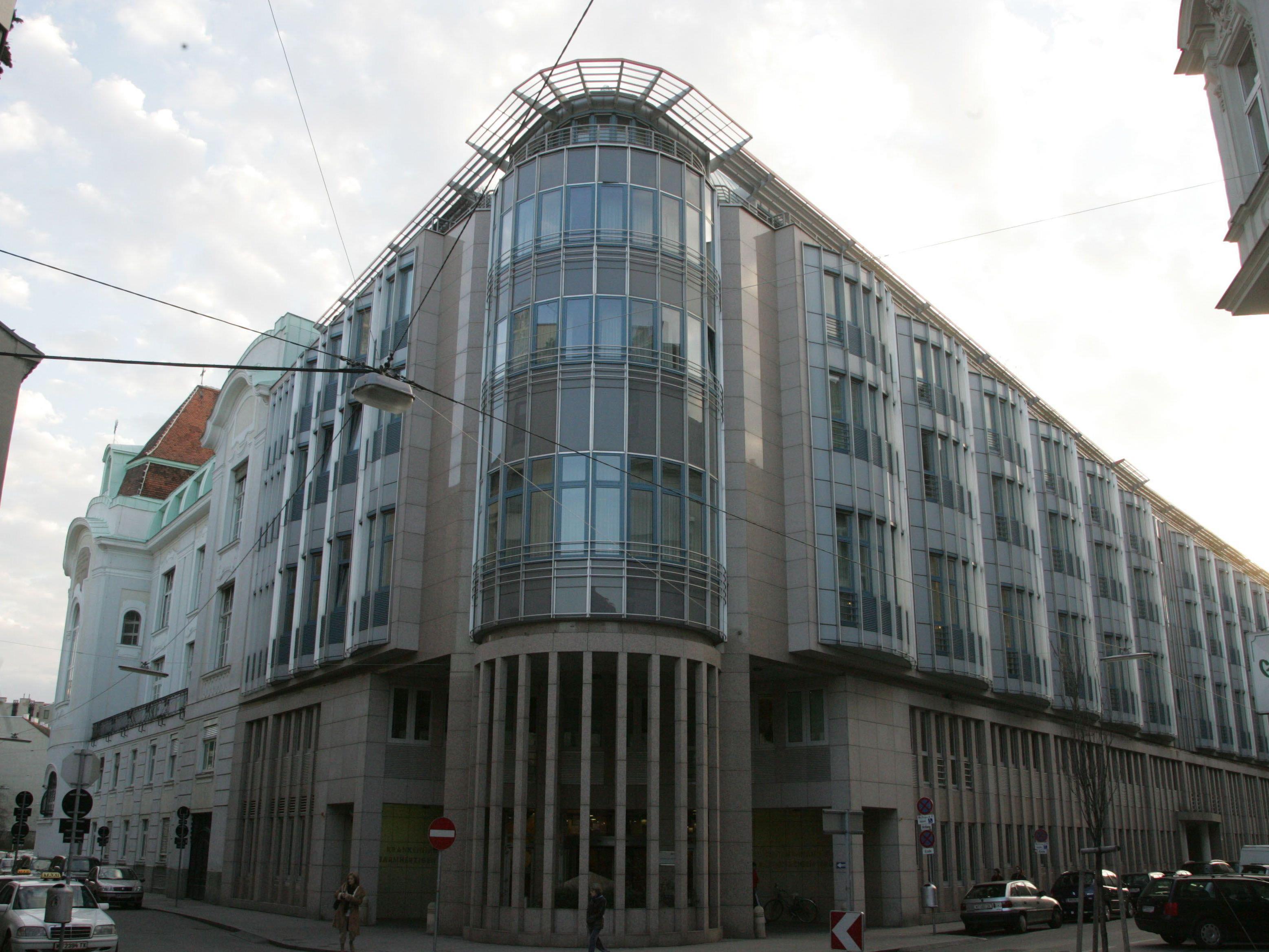 Das Krankenhaus der Barmherzigen Brüder in Wien-Leopoldstadt.