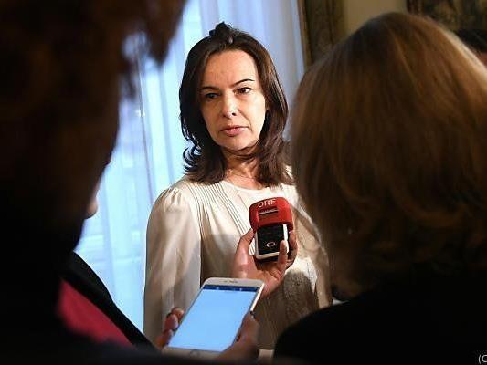 Ministerin Karmasin kritisierte den Bundeskanzler