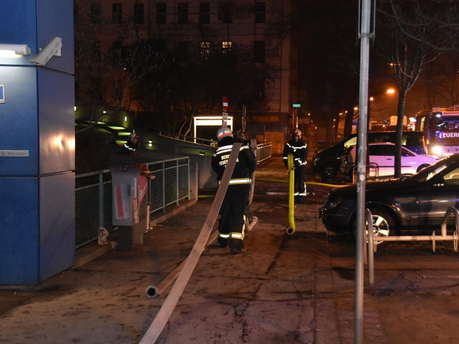 Der Brand im Spital konnte rasch gelöscht werden.