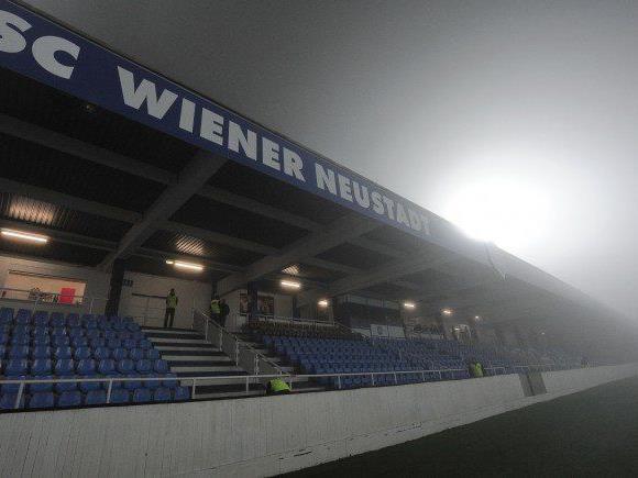 In Wiener Neustadt wird ein neues Stadion gebaut werden.