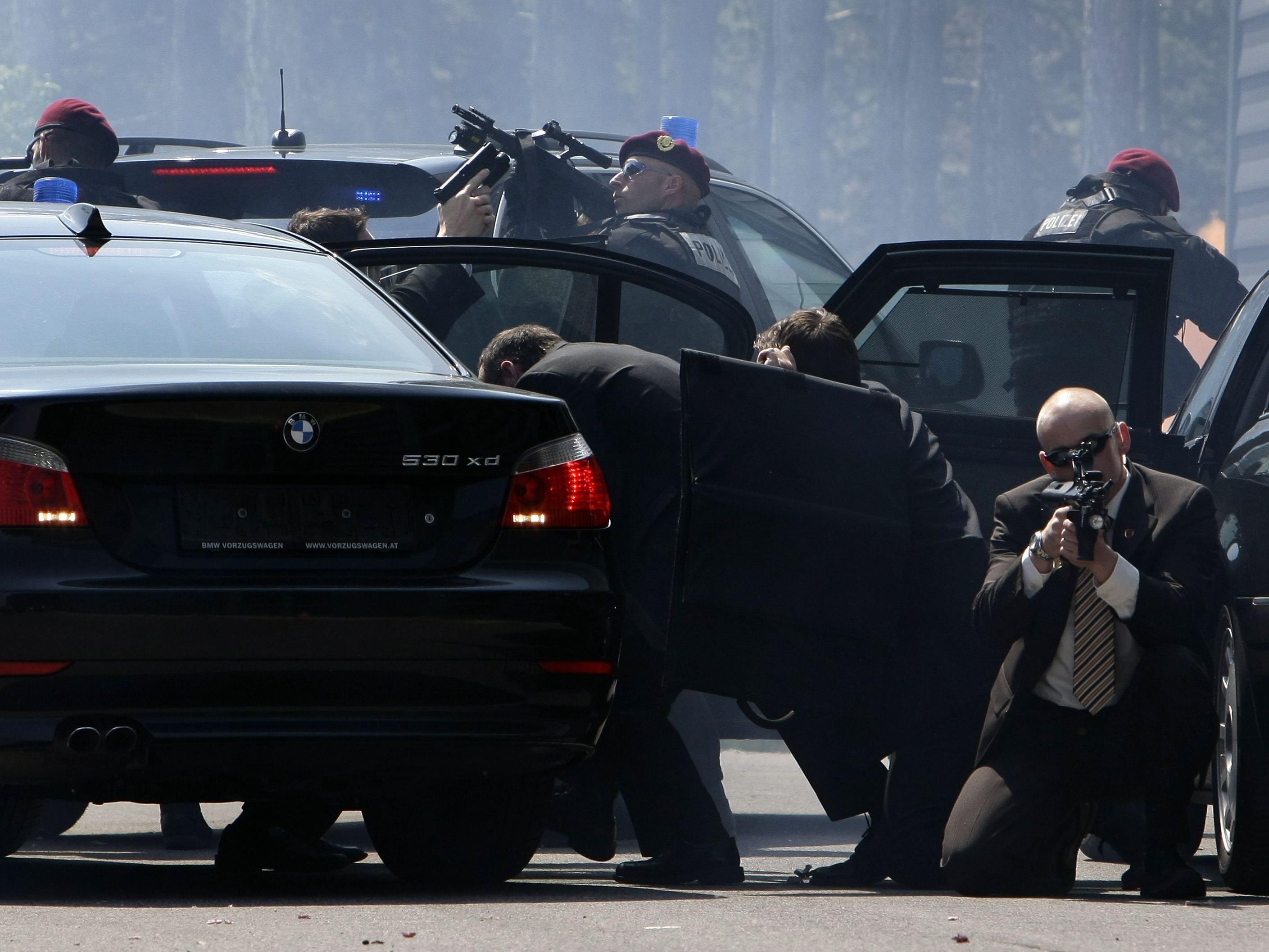 Die Terror-Gefahr in Österreich soll nicht gestiegen sein.