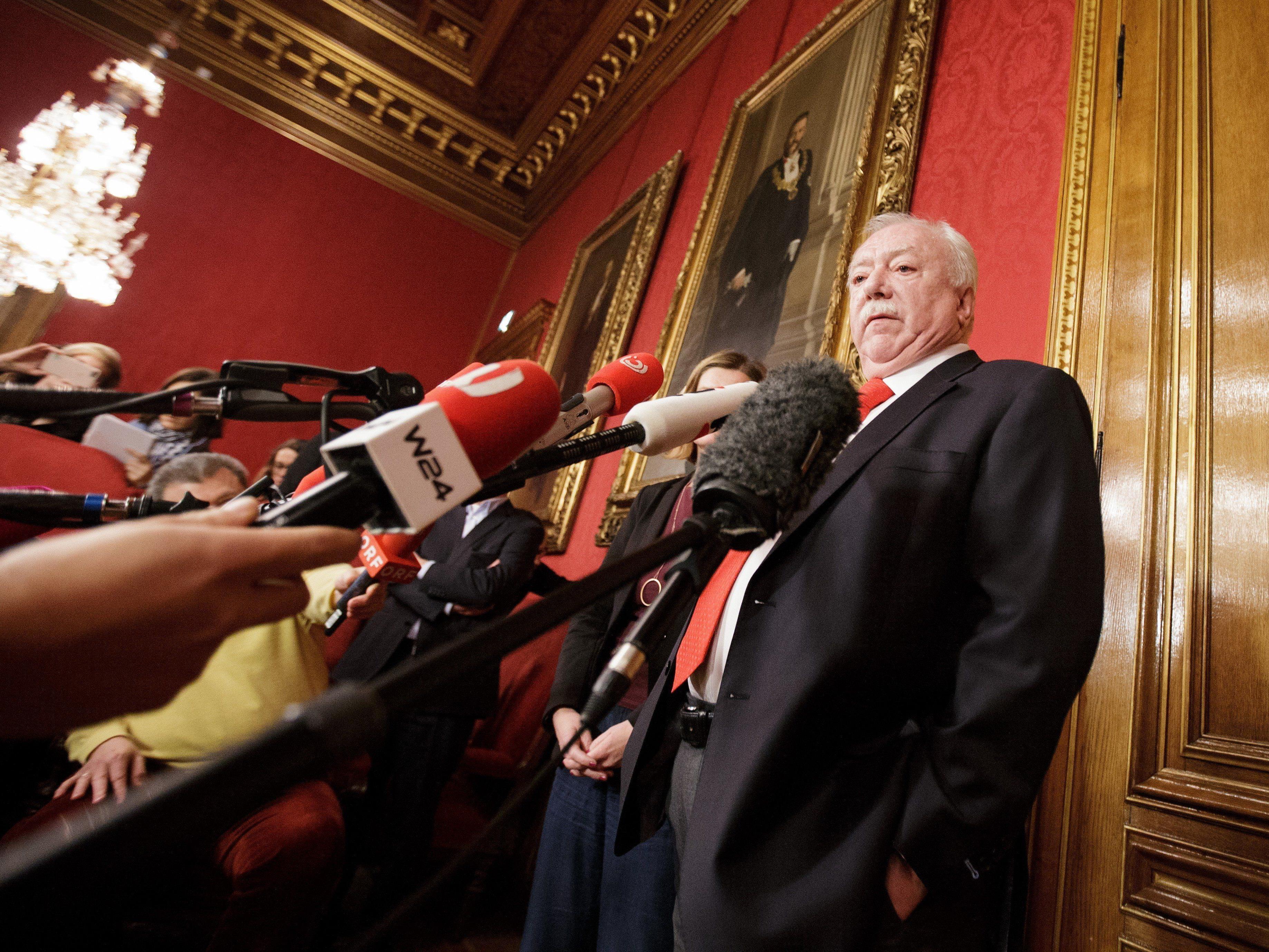 Am 20. und 21. Jänner wird die Vorstandstagung der Wiener SPÖ abgehalten.
