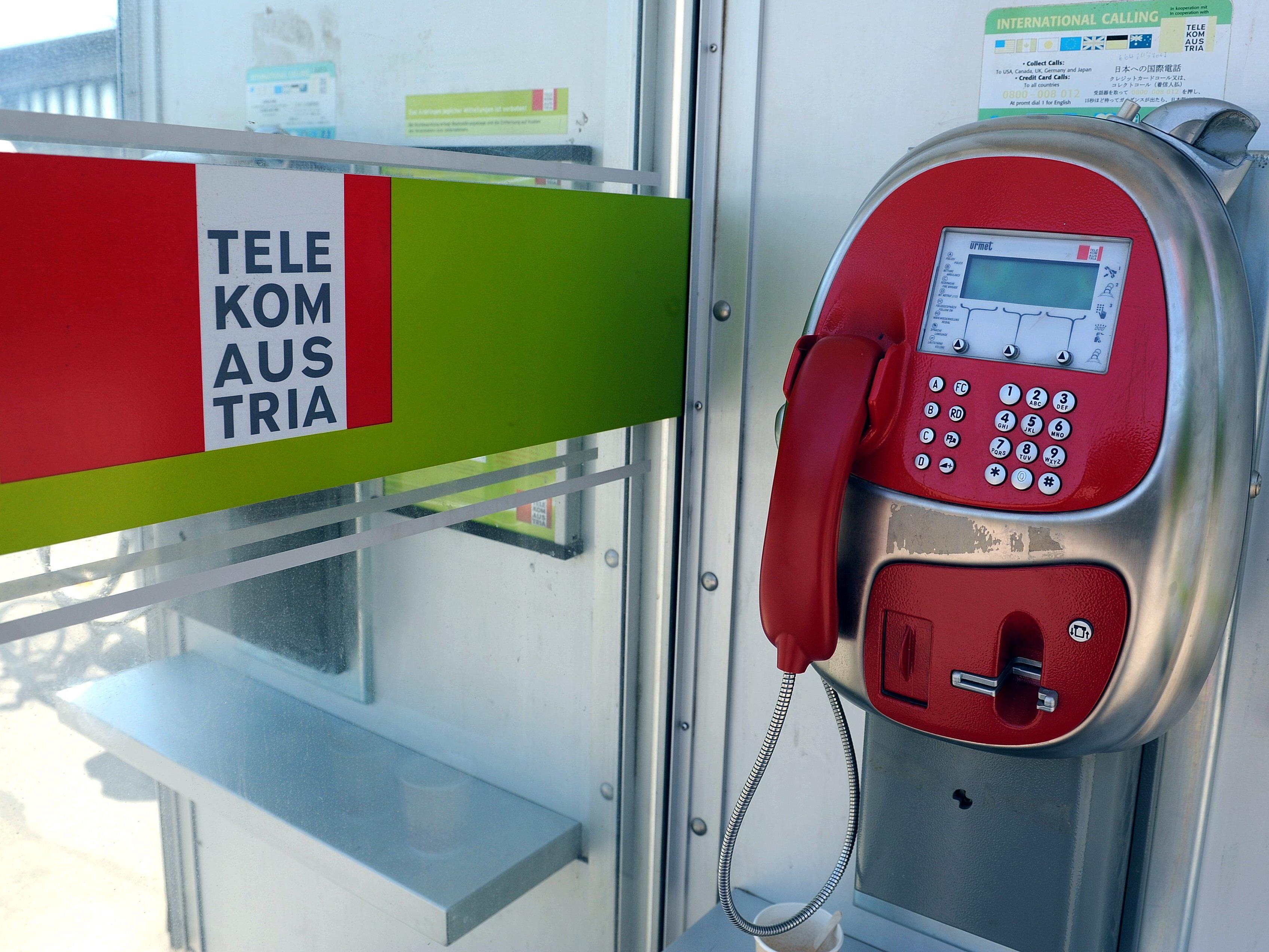 Die Telefonzellen in den Wiener U-Bahn-Stationen werden ersetzt.