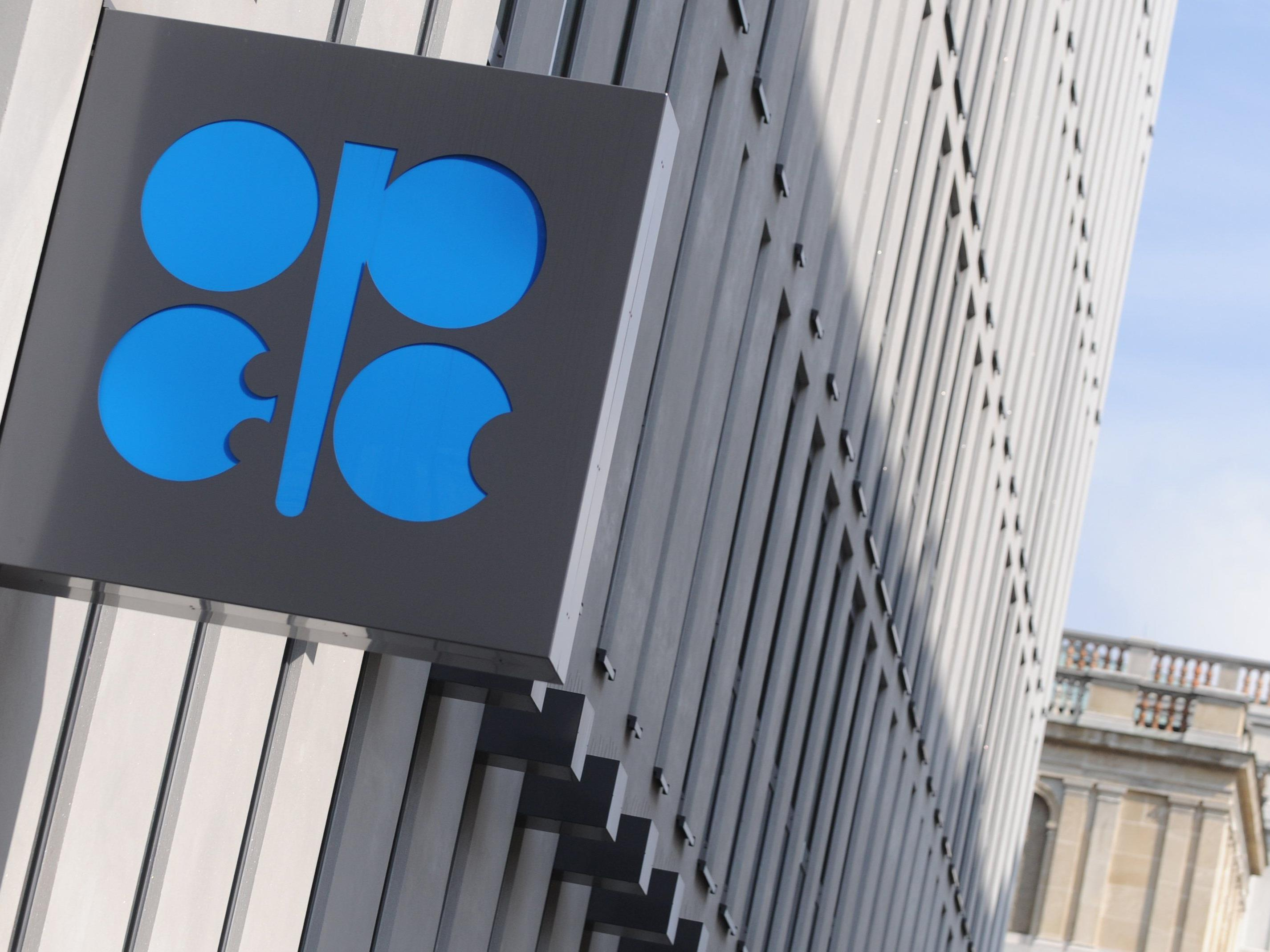 Das OPEC-Gebäude in Wien.