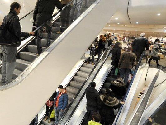 Je nach Einkaufsstraße sind die Unterschiede bei der Barrierefreiheit groß.