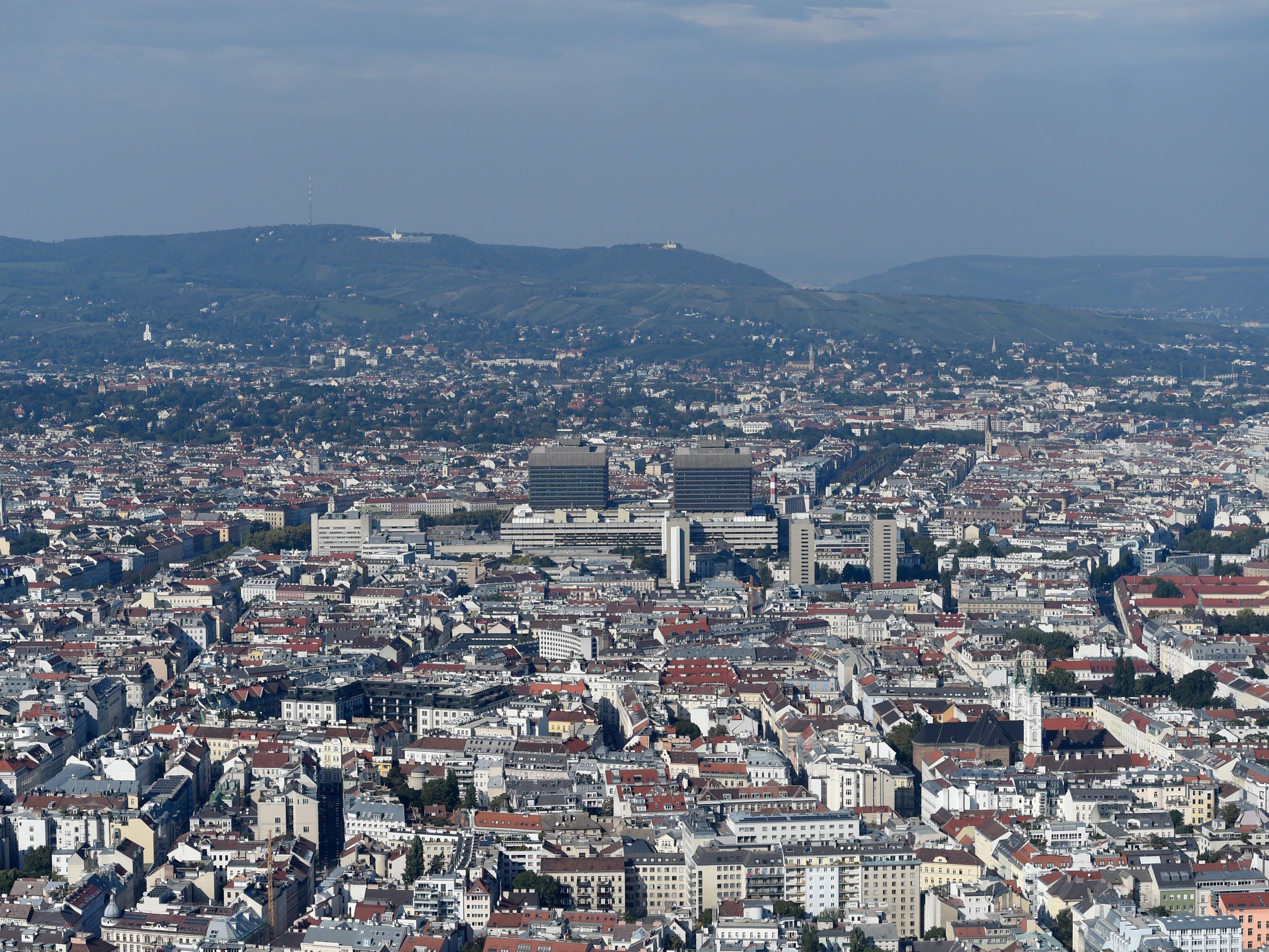 Wien wächst.