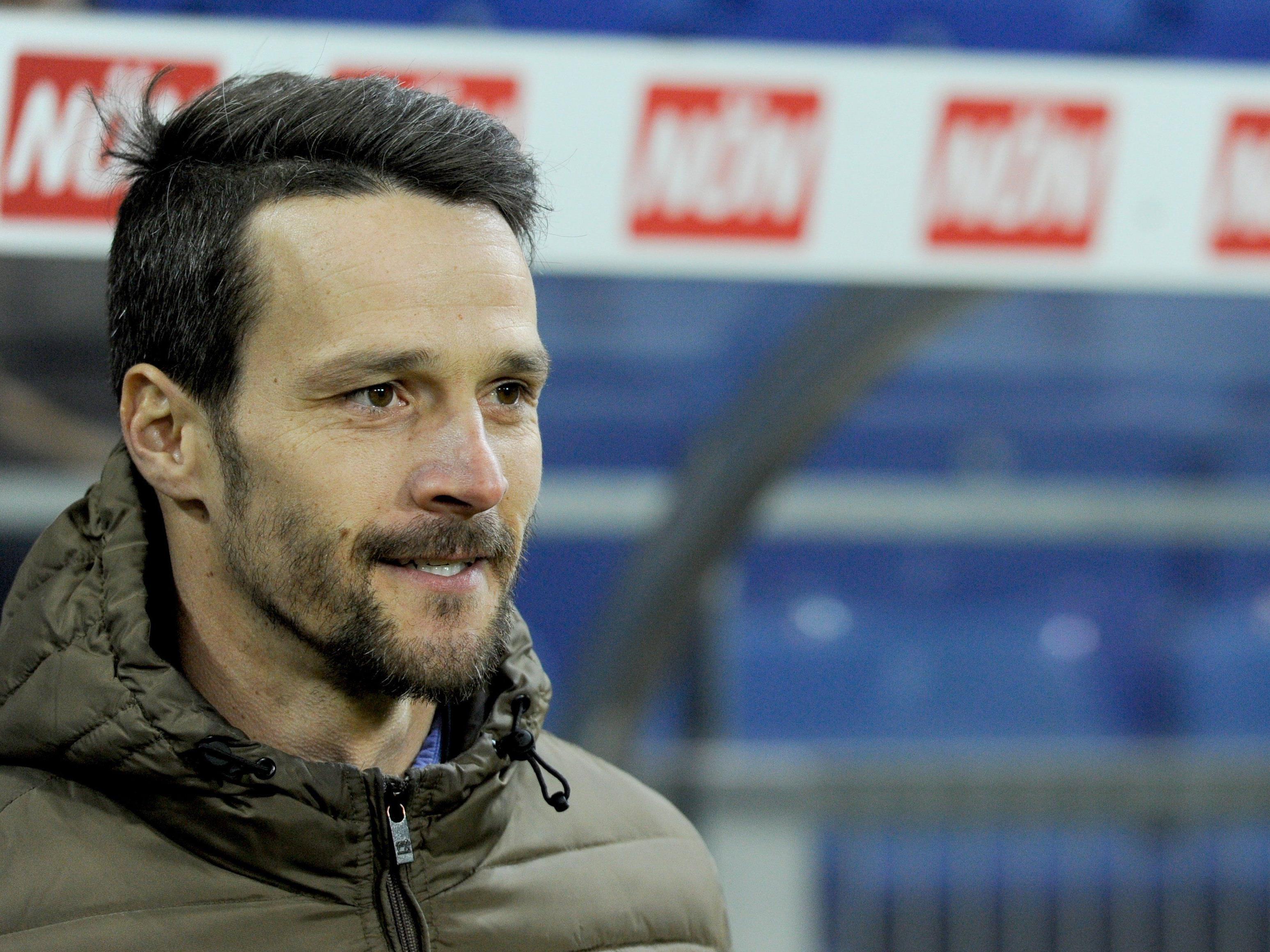 Oliver Lederer ist nicht mehr Admira-Trainer.