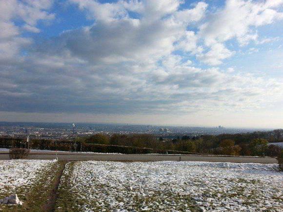 Traumhafte Aussicht: Der Cobenzl-Neustart soll 2017 kommen