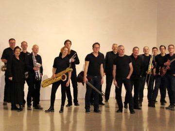 Big Band Walgau am Donnerstag, 9.2. im Göfner Vereinshaus und Freitag, 10.2. Kulturbühne Schruns.