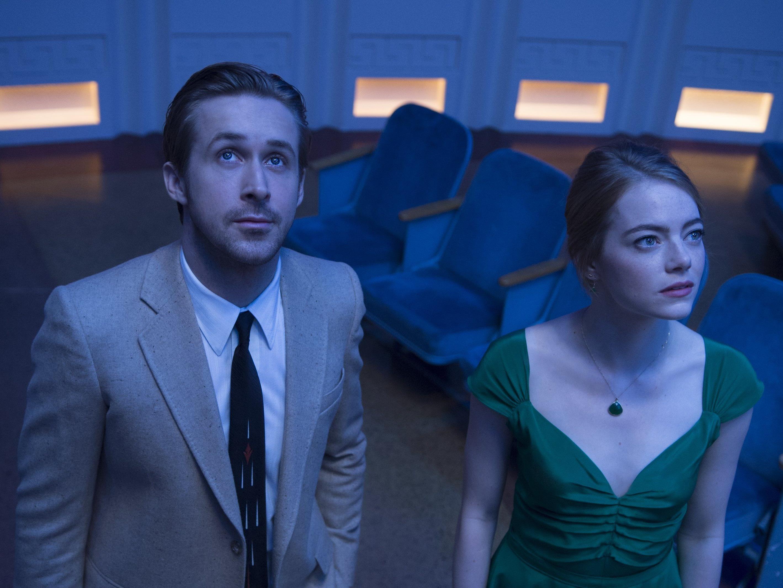 La La Land geht als Favorit in die Oscar-Verleihung: 14 Nominierungen.