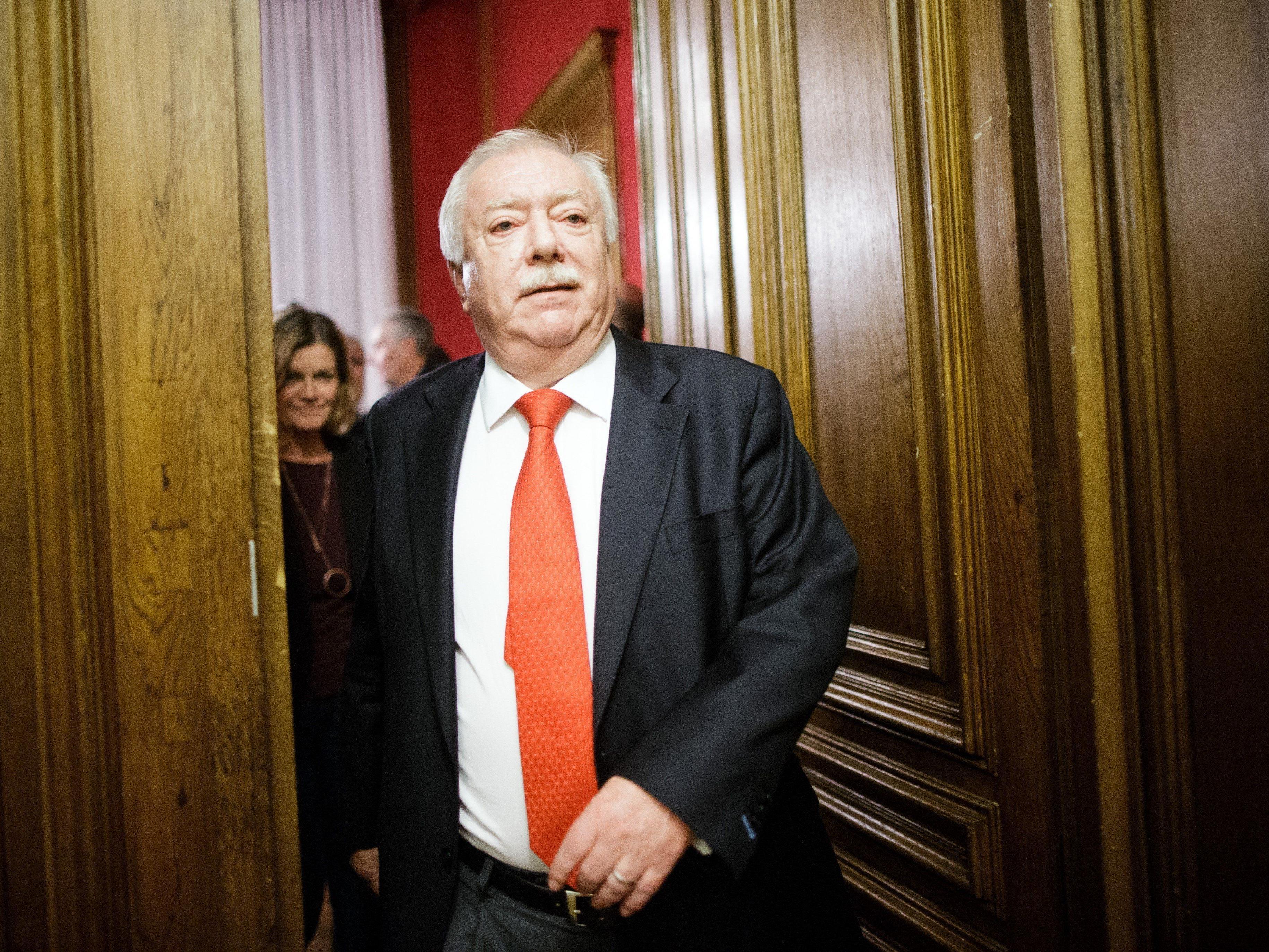 Der Wiener Bürgermeister kündigt Personalrochaden in der Wiener Stadtregierung an