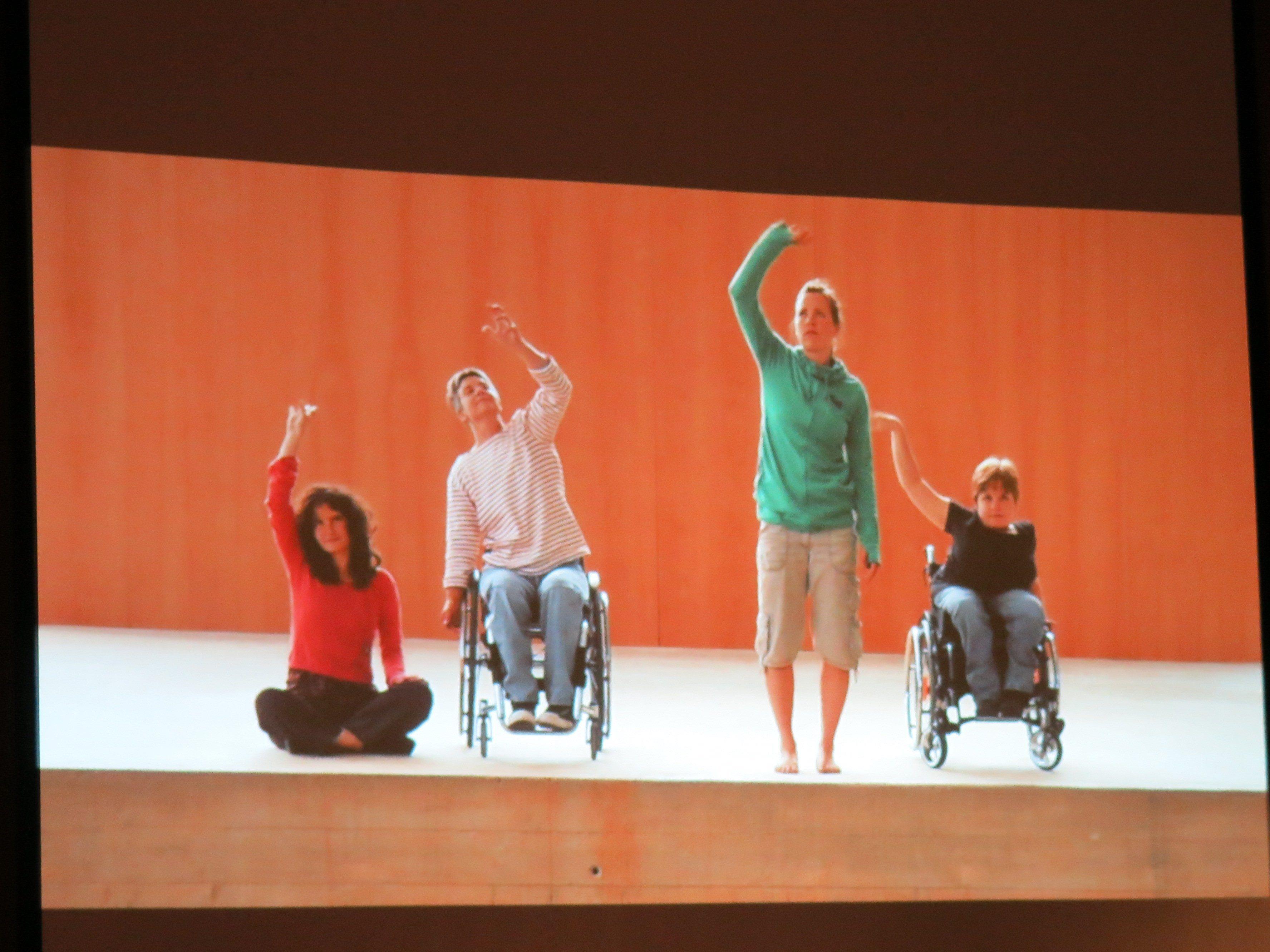 Initiative für mehr körperliche Vielfalt im zeitgenössischen Tanz