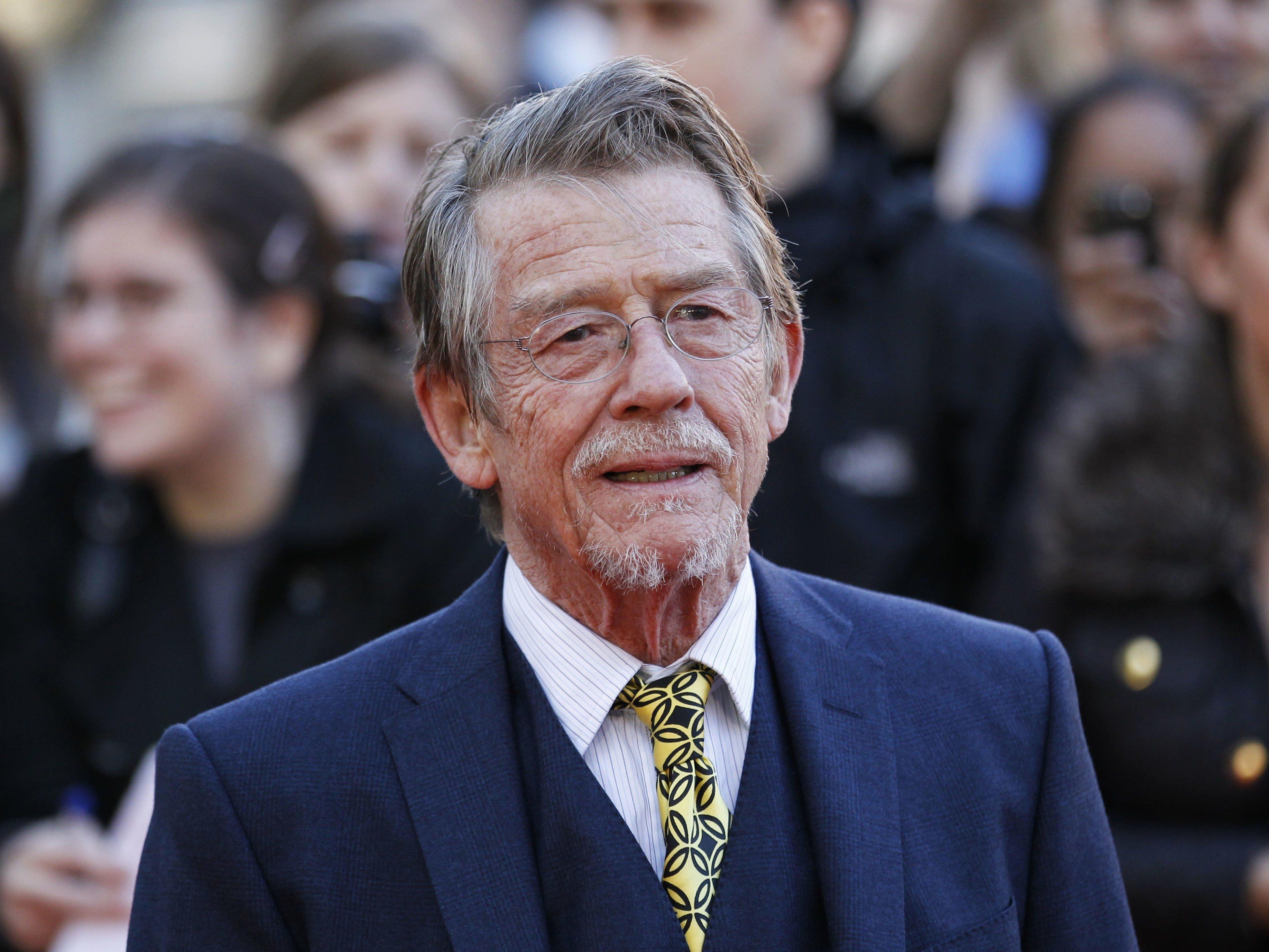 Der charismatische Brite starb im Alter von 77 Jahren