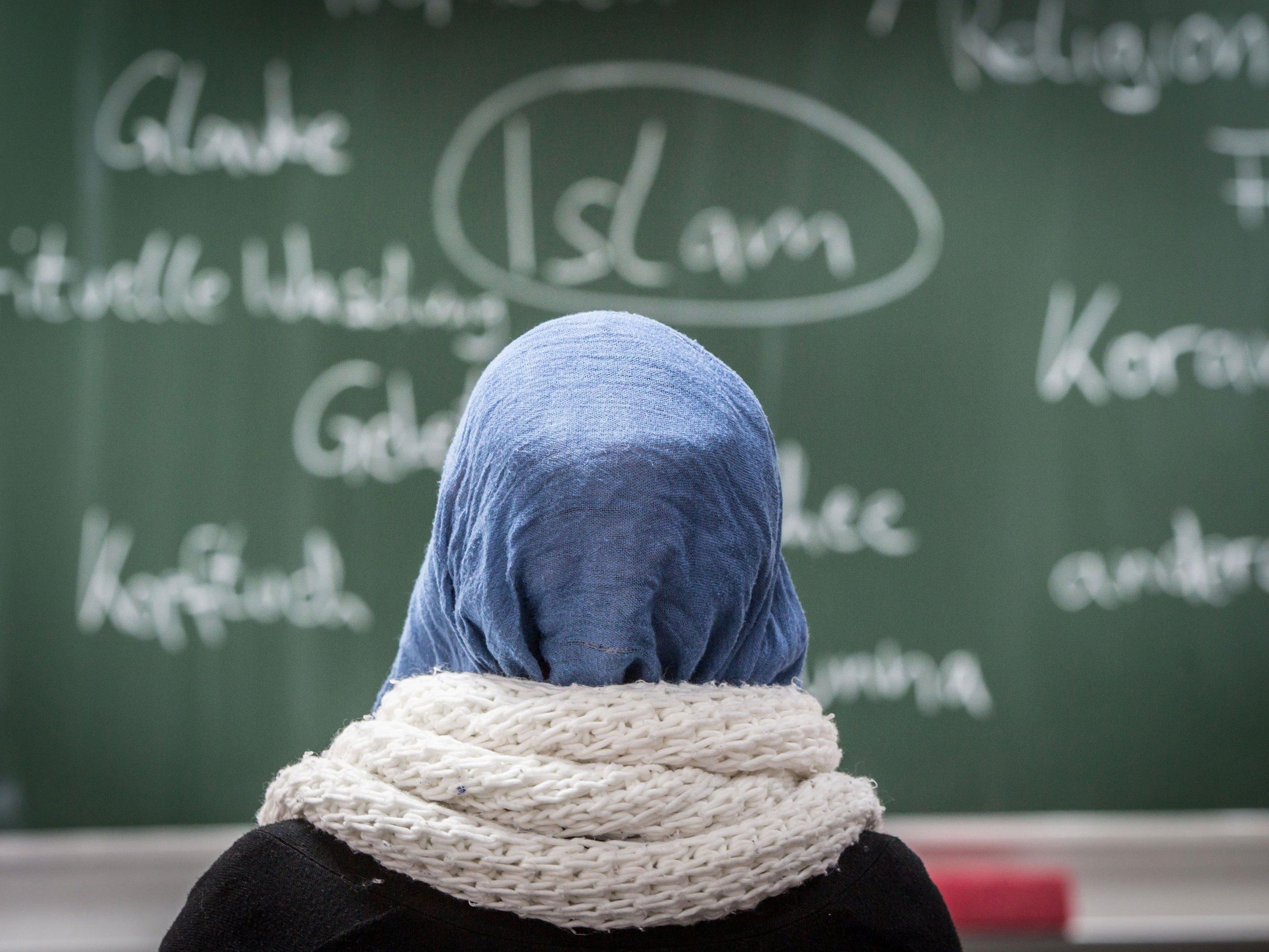 Ein Kopftuchverbot für Richterinnen und Lehrerinnen steht derzeit zur Debatte