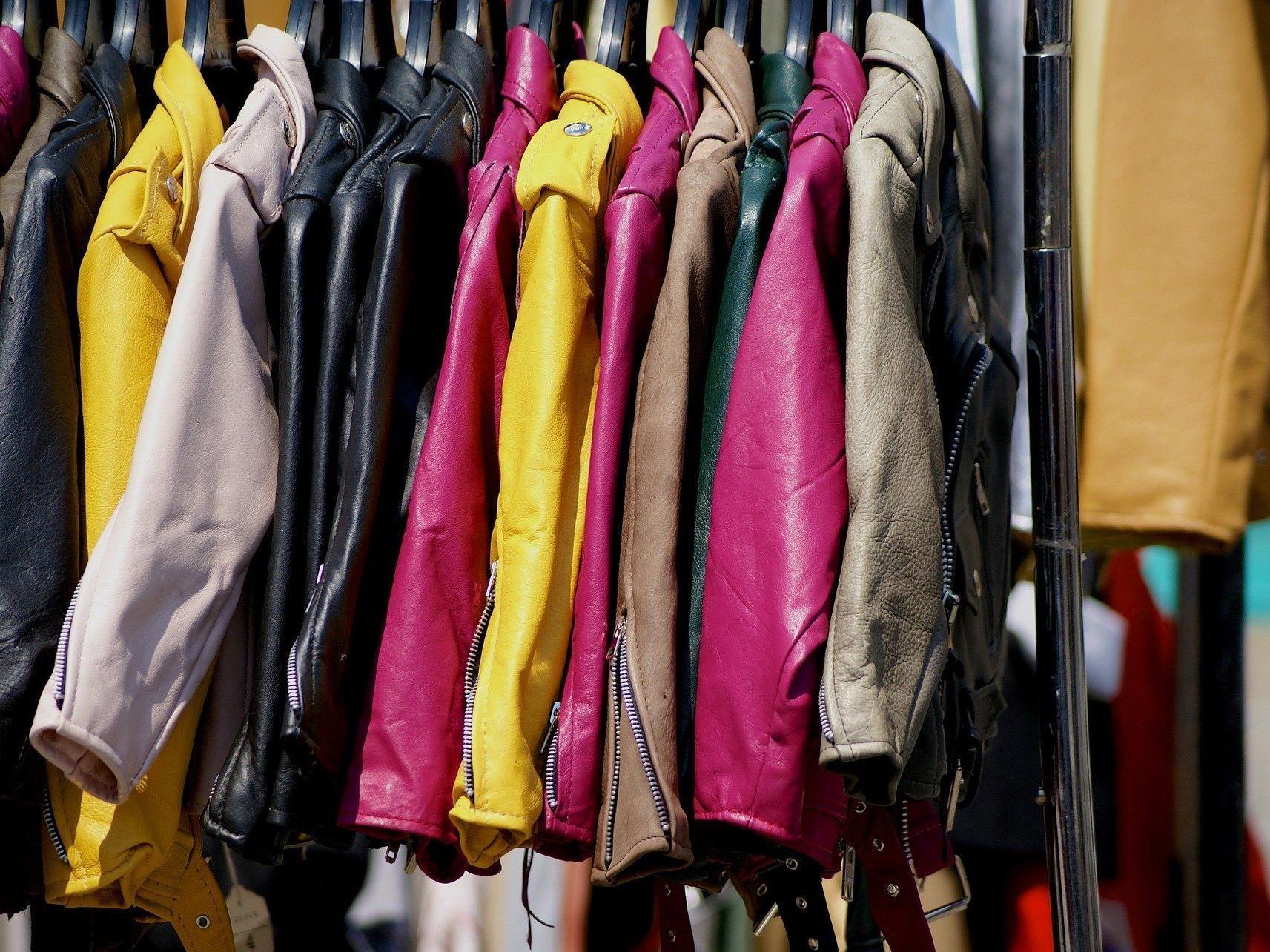 Das Projekt Garderobe lädt zum Kleidertausch in Wien-Neubau