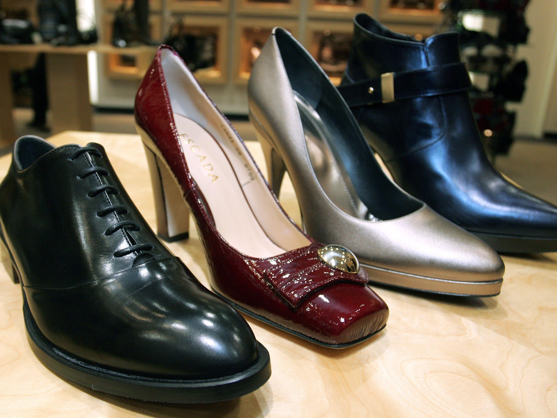 """Die Firma Schuh & Schuh PKTS GmbH, vormals """"Vögele Shoes"""", ist pleite."""