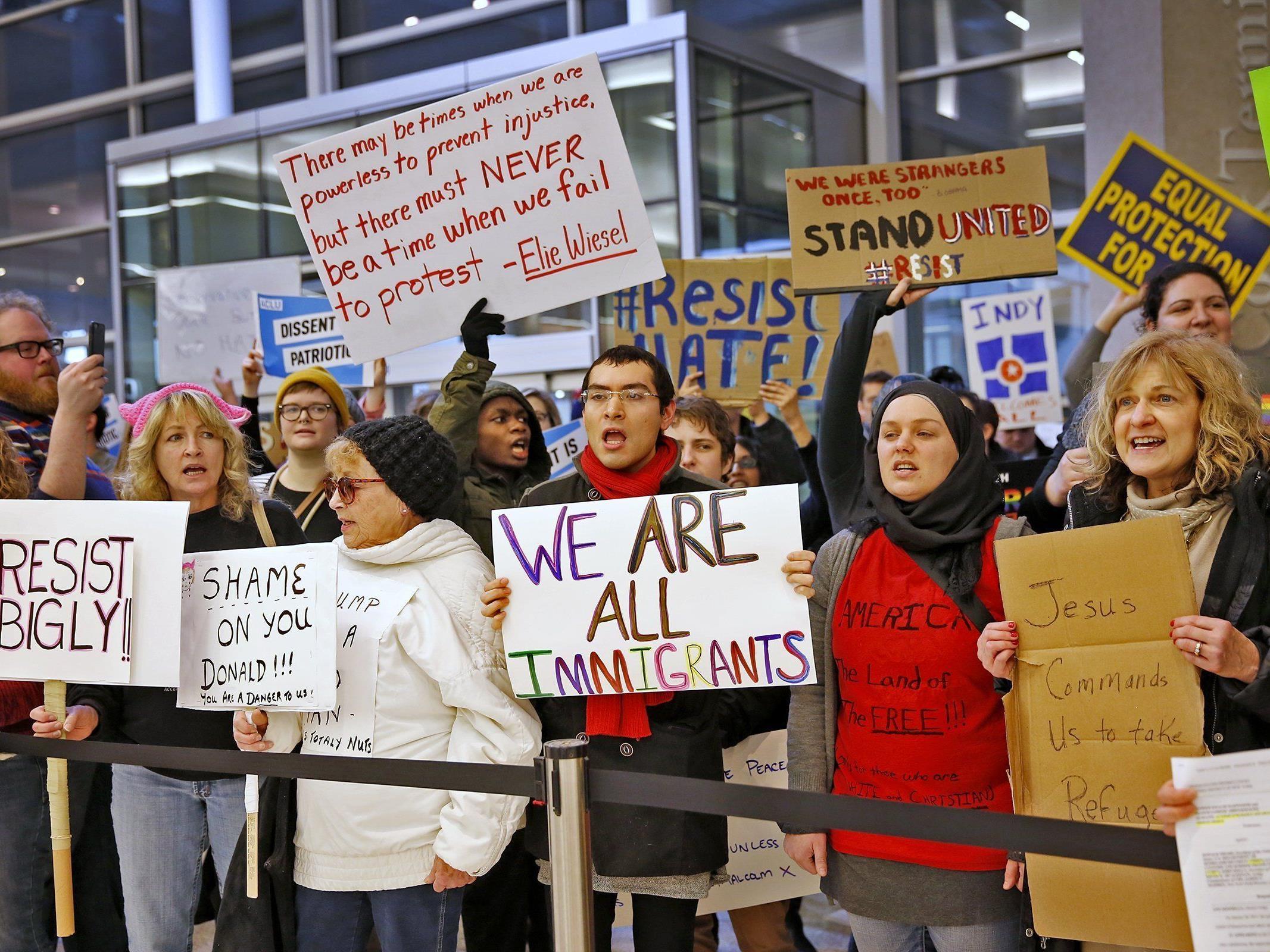 Gastkommentar zum US-Einreiseverbot