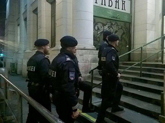 Drei mutmaßliche Suchtmittelhändler wurden am Montag festgenommen