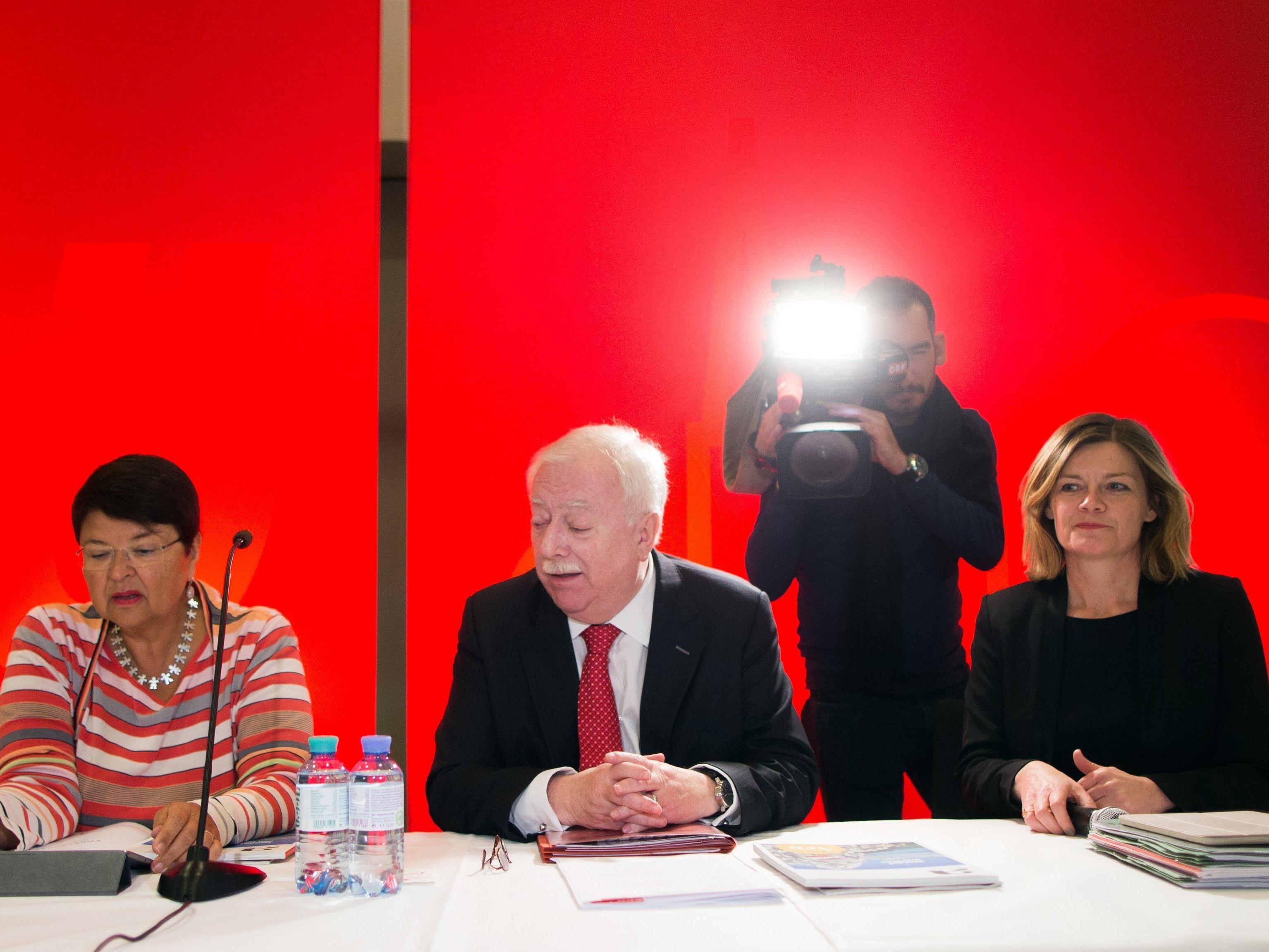 Das Personalpaket der SPÖ Wien wurde fixiert