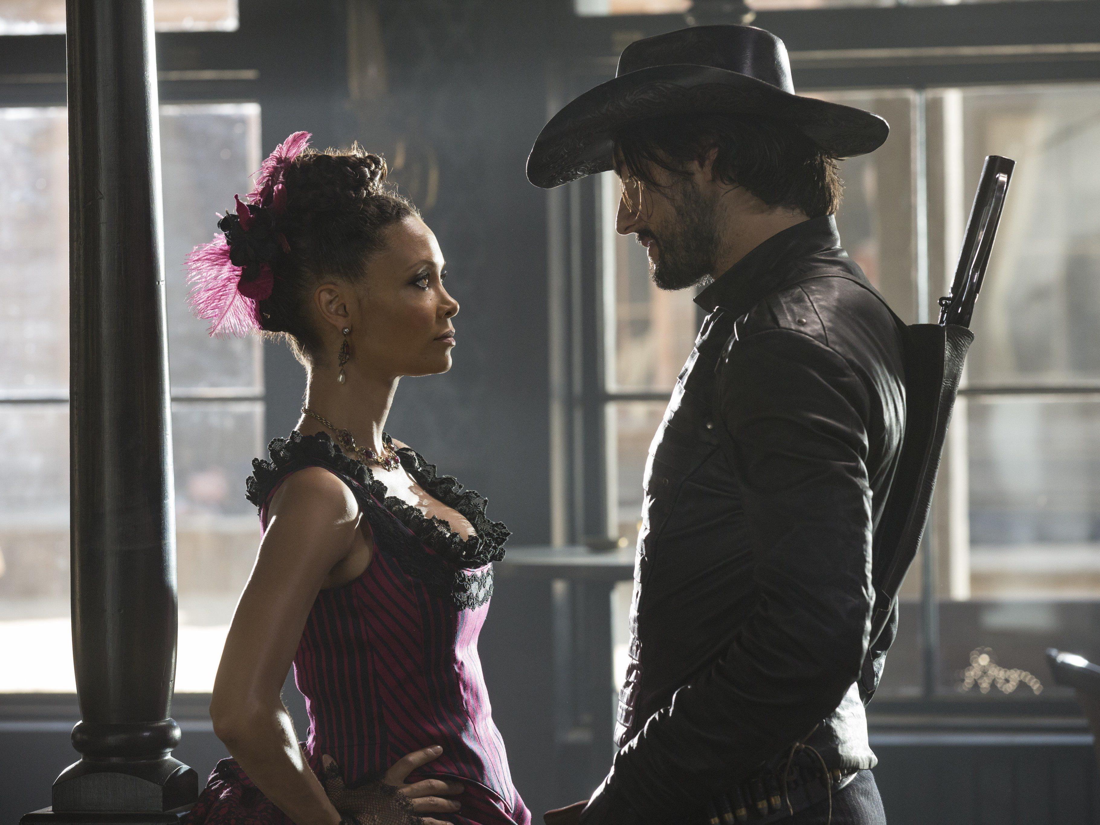 """Die ersten Folgen der ersten Staffel von """"Westworld"""" bei der Sky Night in Wien."""