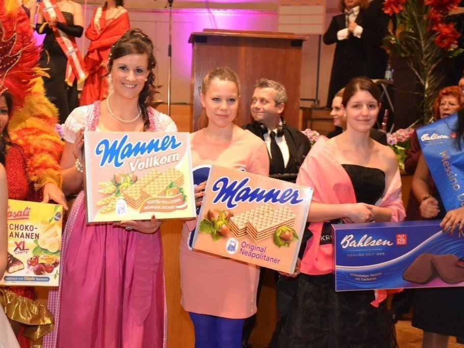Süßes und Tanzspaß am Wiener BonBonBall.