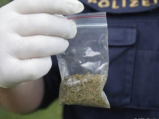 Die Drogen wurden sichergestellt.