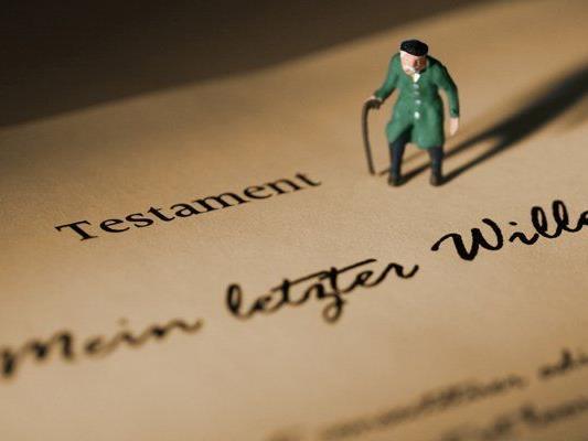 Notare warnen nach der Erbrechtsreform vor ungültigen Testamenten.