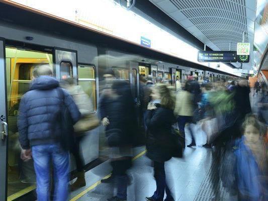 Die Wiener Linien verzeichneten 2016 einen erneuten Fahrgastrekord.
