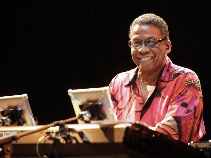 Herbie Hancock gibt sich in Wien live die Ehre.