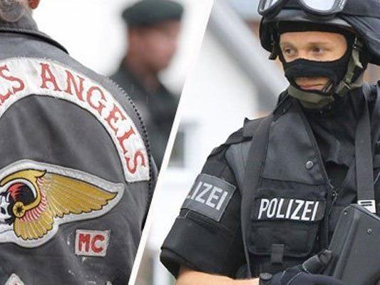 Eine Festnahme nach einem Mord im Hells Angels-Milieu gelang in Wien