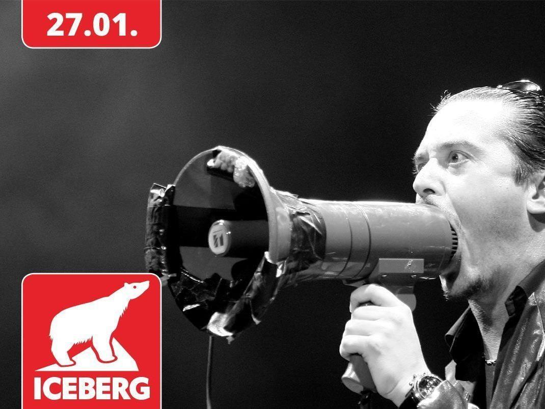 Wir verlosen 2x2 Tickets für das Jänner-ICEBERG.