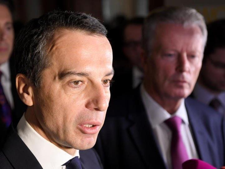 Verhandlungen über Regierungsprogramm-Update unterbrochen