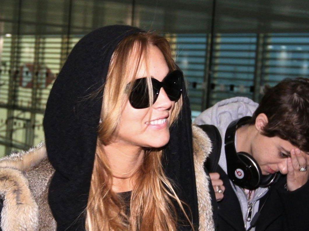 Hat Lindsay Lohan ihre Religion gewechselt?