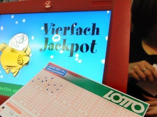 Ein Wiener und ein Niederösterreicher freuen sich auf mehr als 3 Millionen Euro.