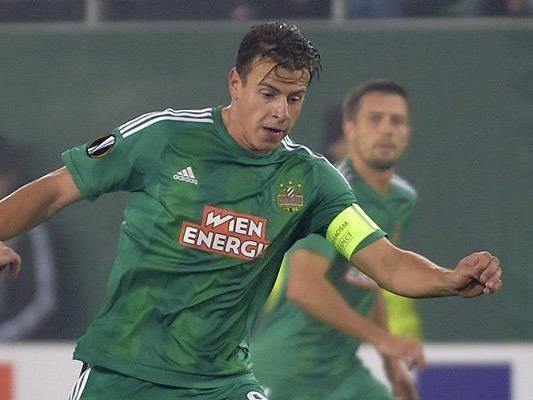 Stefan Schwab hofft auf ein Comeback im Derby.