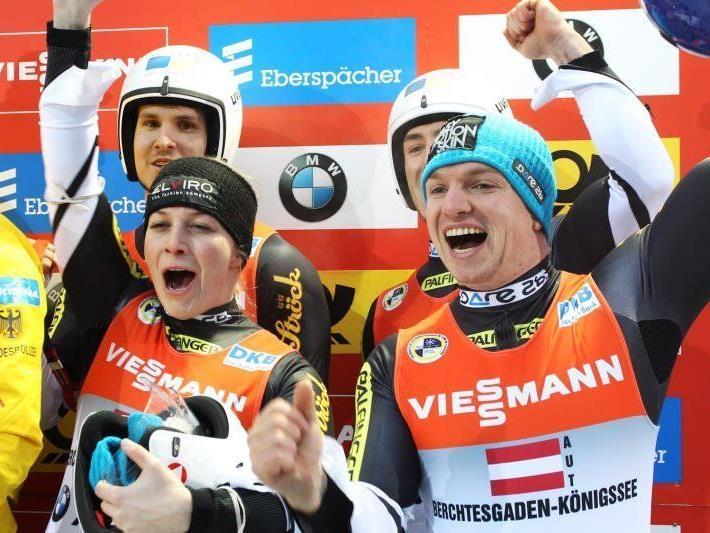 Bludenzer Thomas Steu holt EM Silber im Teambewerb