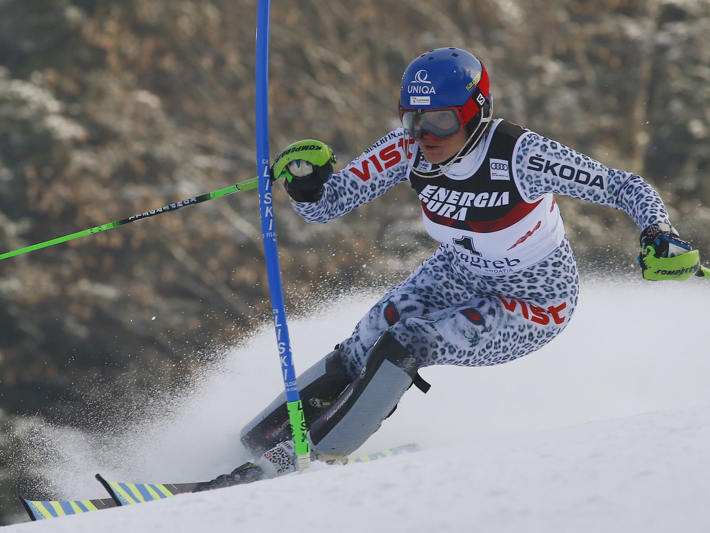 . An der Spitze des Klassements stand nach 35 Läuferinnen die Slowakin Veronika Velez-Zuzulova, 0,39 Sekunden dahinter lauerte auf Platz zwei die Salzburgerin Bernadette Schild.