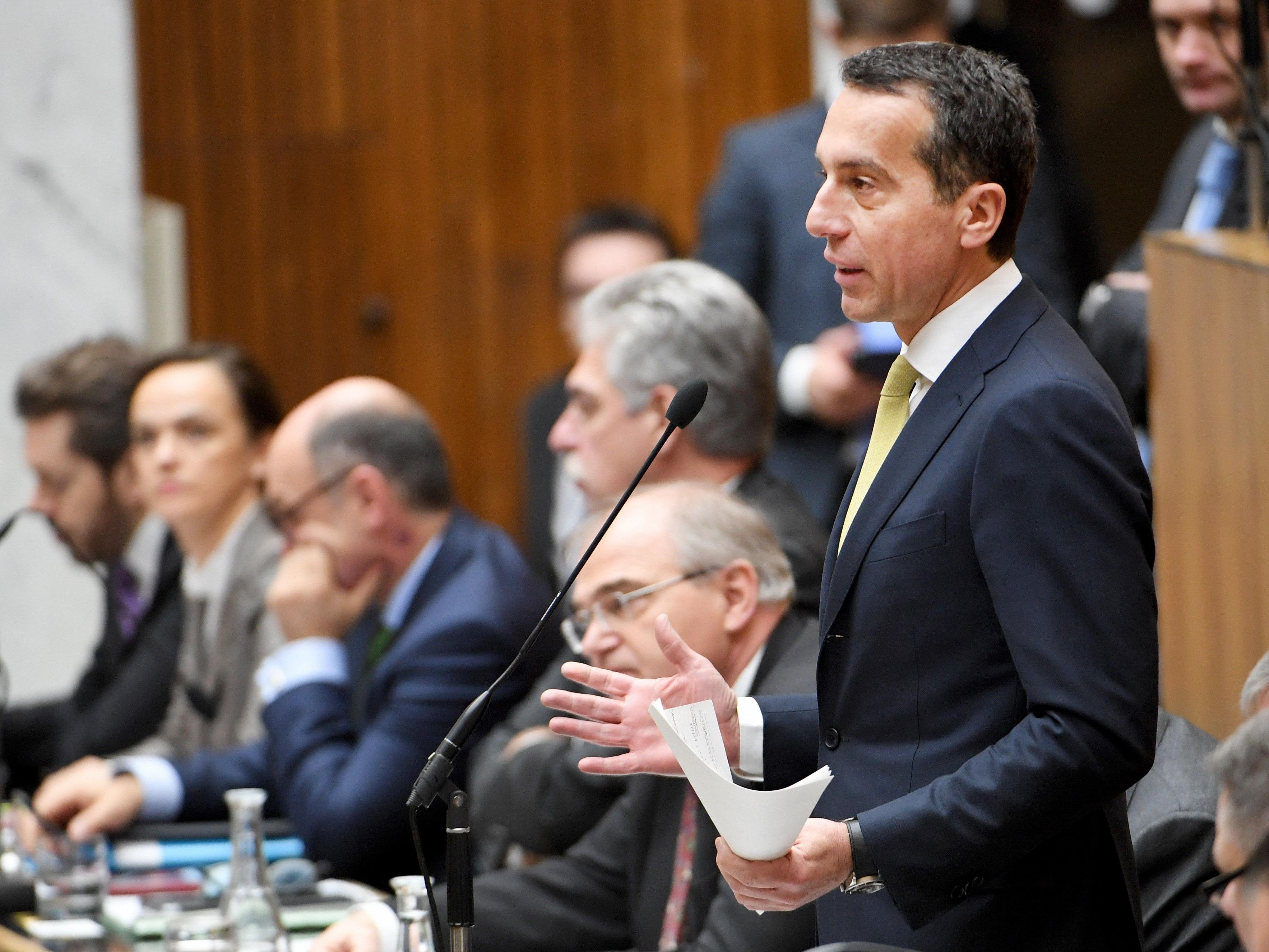 Dementi seitens ÖVP und SPÖ in Richtung Regierungsumbildung