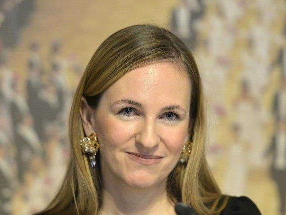 Maria Großbauer ist die neue Organisatorin des Opernballs.