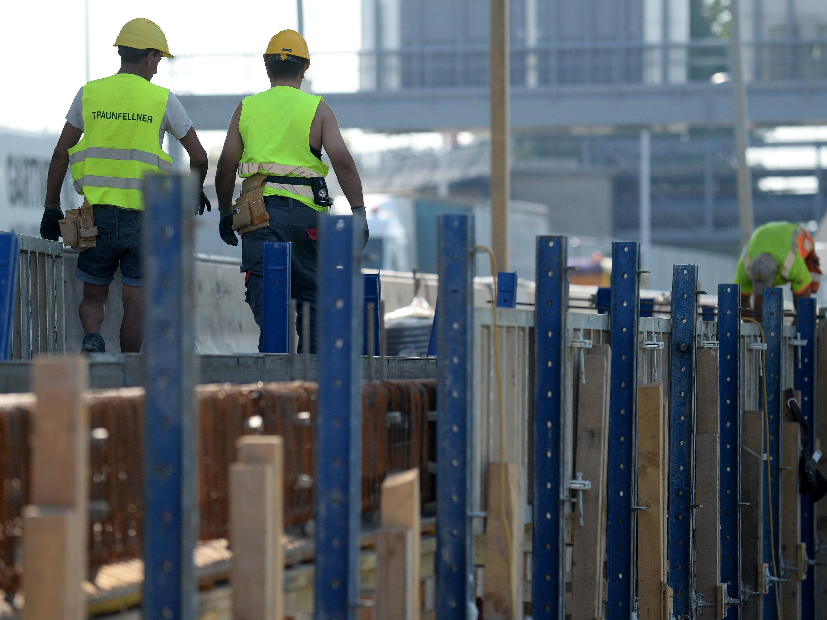 Drei Großbaustellen auf der A23 werden 2017 fertiggestellt.