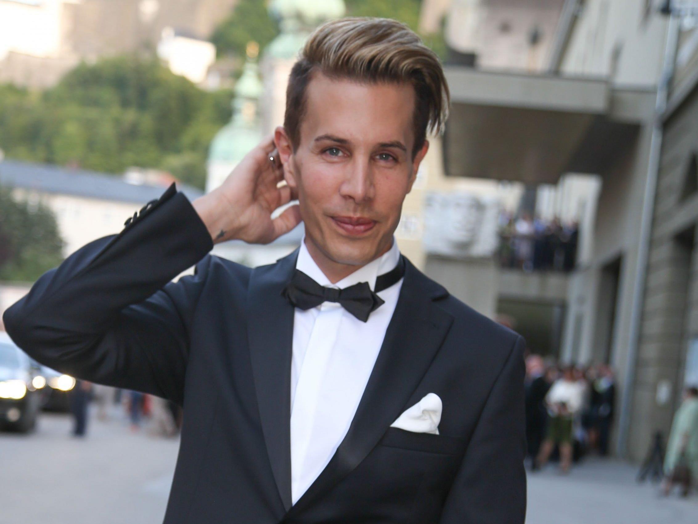 Florian Wess gibt am Montag auf der Wiener Kärntner Straße eine Autogrammstunde.