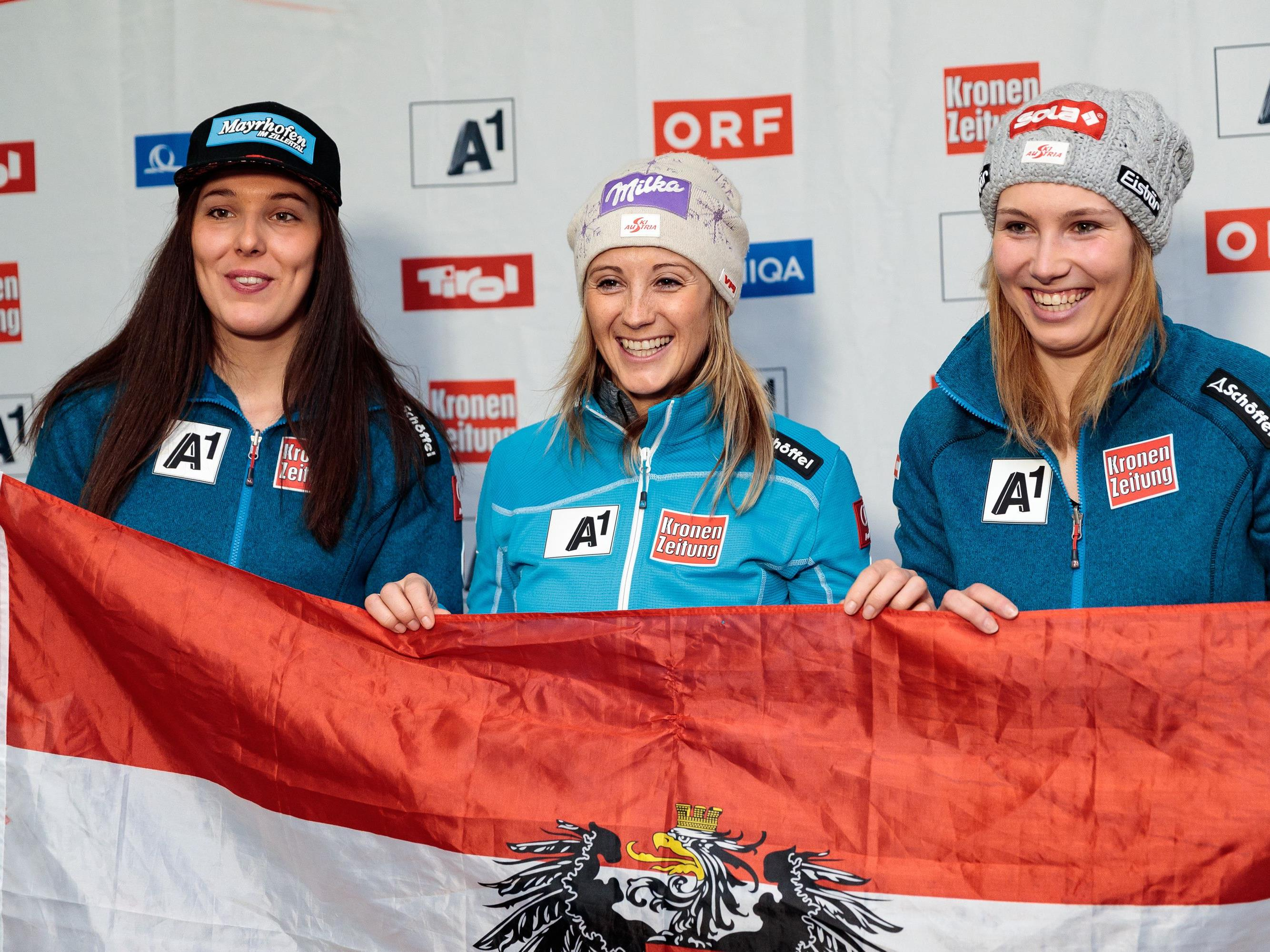 LIVE: Am Freitag starten die ÖSV-Damen bei der Ski-WM in die Super-Kmbination.