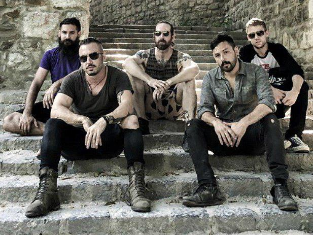 The Dillinger Escape Plan sagen Tour ab.