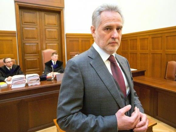 Dmitri Firtasch wird am Freitag freigelassen