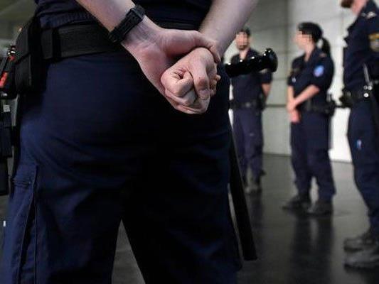 Polizisten wurden bei einem Einsatz in der Donaustadt attackiert