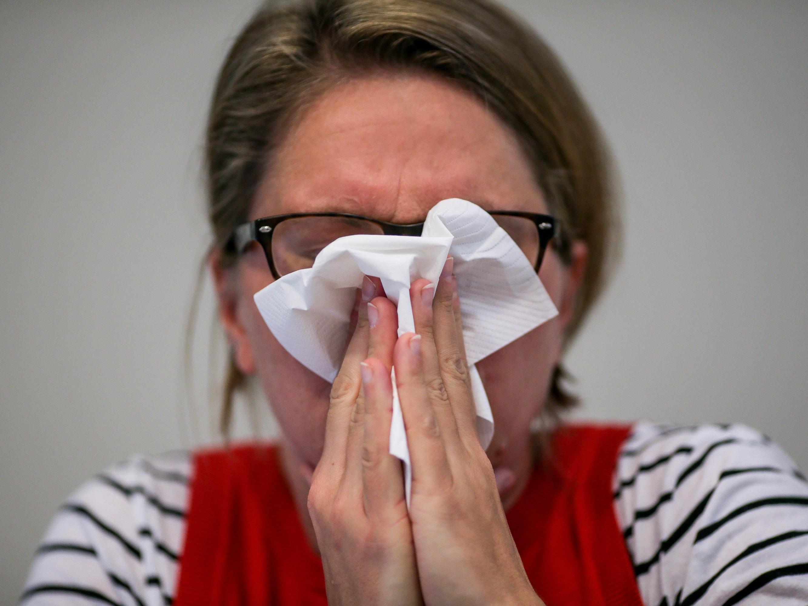 Die Grippewelle ist laut Virologen beendet