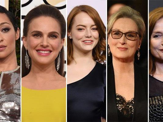 Auch der Oscar für die beste Hauptdarstellerin ist dieses Jahr hart umkämpft