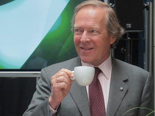 Noch ATV-Eigentümer Herbert Kloiber und die ungewisse Zukunft des Senders