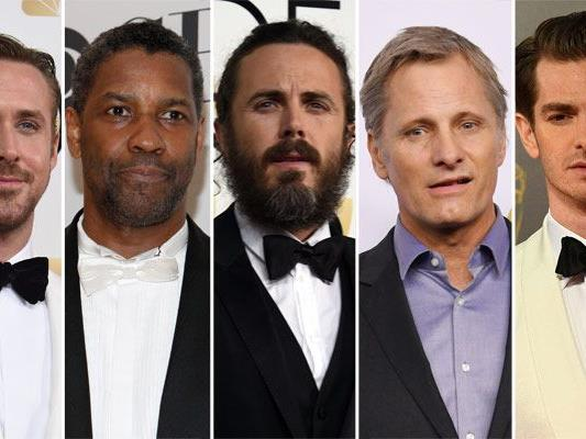 Die Oscars 2017 mit einem harten Rennen rund um den besten Hauptdarstelller